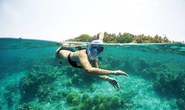 Maldives đôi khi không lộng lẫy! - Ảnh 2