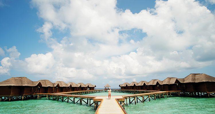 Maldives đôi khi không lộng lẫy! - Ảnh 1