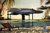 Khách Sạn Dưới Nước Lớn Nhất Thê Giới Ở Maldives