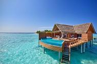 Maldives xứng đáng là thiên đường trên mặt đất