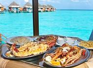 Thưởng thức những món ăn đặc sắc nhất tại thiên đường biển Maldives