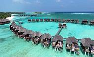 Trải nghiệm dịch vụ cao cấp ở Olhuveli Beach & Spa Resort tại Maldives