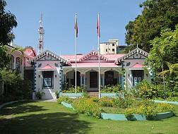 Cung Điện Hoàng Gia Sultan - Bảo Tàng Quốc Gia Maldivan