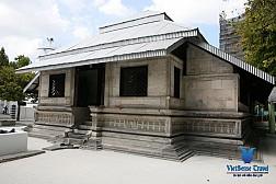 Nhà thờ Hồi Giáo Thứ Sáu hukuru miskiiy (Friday Mosque)
