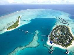 Khám phá khu resort ở Maldives xa hoa nằm giữa lòng Ấn Độ Dương