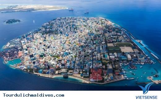 Cuộc sống thường ngày thú vị tại thủ đô của Maldives - Ảnh 2