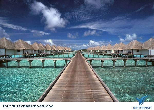 Hành trình lột xác thành thiên đường của Maldives - Ảnh 1