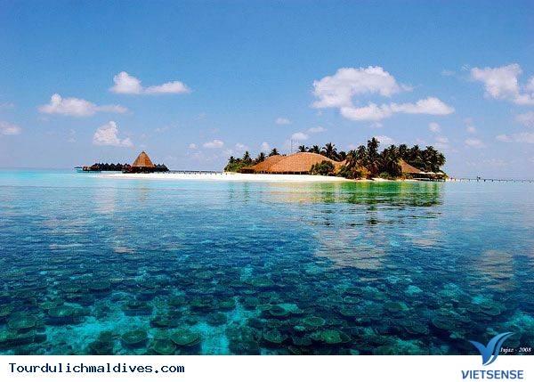 Tuần trăng mật hoàn hảo tại Maldives - Ảnh 2