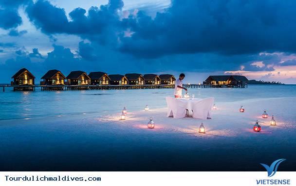 Top những khu nghỉ dưỡng đẳng cấp nhất ở Maldives - Ảnh 5