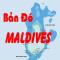 Bản đồ Maldives không thể thiếu khi đi du lịch