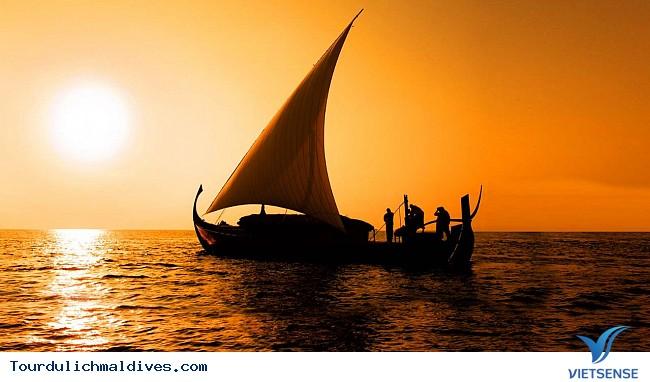 Câu cá hoạt động không thể thiếu khi du lịch Maldives - Ảnh 1