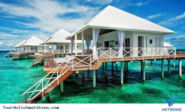 Kỳ nghỉ đáng nhớ cho các cặp đôi tại Maldives - Ảnh 2