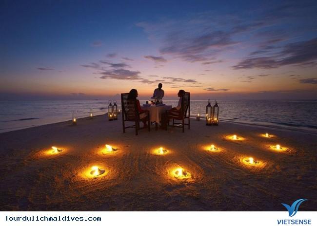 Kỳ nghỉ đáng nhớ cho các cặp đôi tại Maldives - Ảnh 4