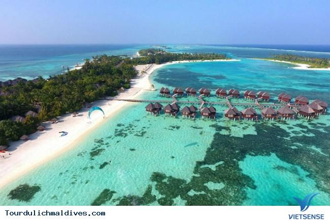 Trải nghiệm dịch vụ cao cấp ở Olhuveli Beach & Spa Resort tại Maldives - Ảnh 1