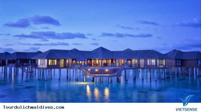 Trải nghiệm dịch vụ cao cấp ở Olhuveli Beach & Spa Resort tại Maldives - Ảnh 2