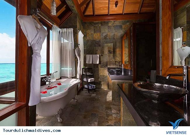 Trải nghiệm dịch vụ cao cấp ở Olhuveli Beach & Spa Resort tại Maldives - Ảnh 9