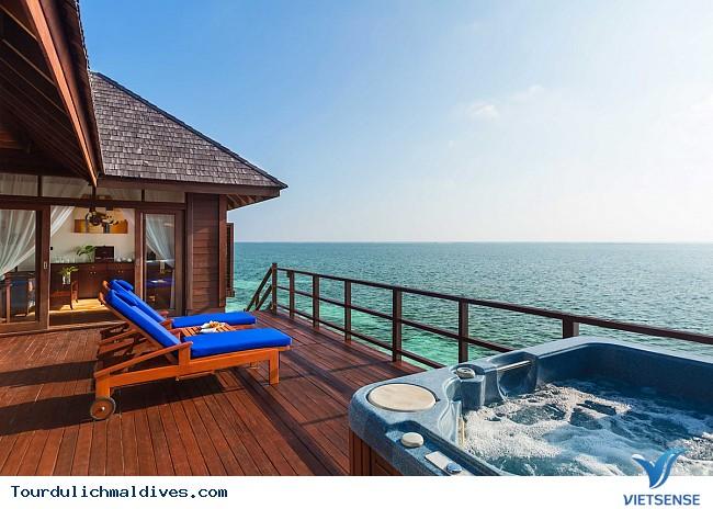 Trải nghiệm dịch vụ cao cấp ở Olhuveli Beach & Spa Resort tại Maldives - Ảnh 7