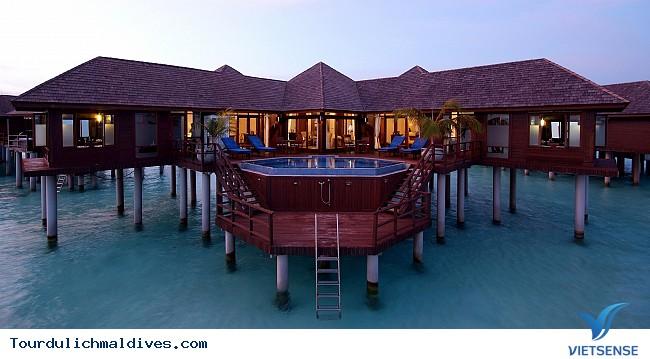 Trải nghiệm dịch vụ cao cấp ở Olhuveli Beach & Spa Resort tại Maldives - Ảnh 10