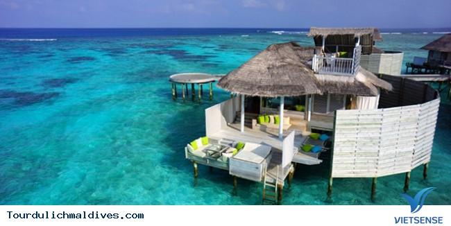 Trải nghiệm dịch vụ cao cấp ở Olhuveli Beach & Spa Resort tại Maldives - Ảnh 4