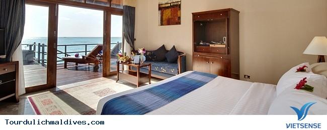 Trải nghiệm dịch vụ cao cấp ở Olhuveli Beach & Spa Resort tại Maldives - Ảnh 11