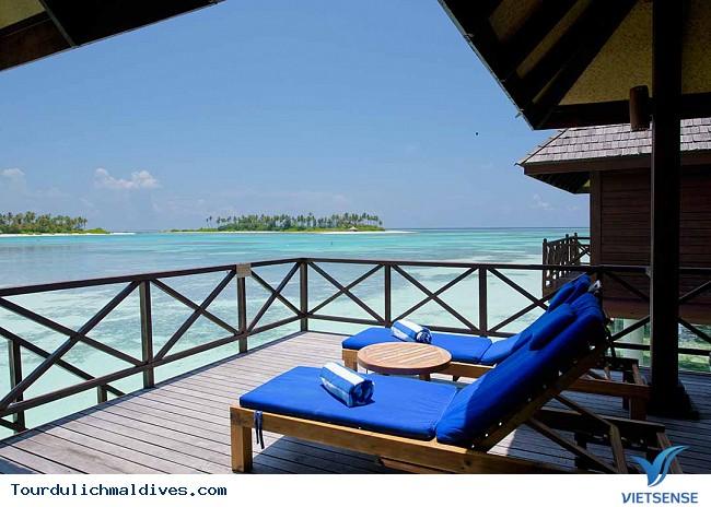 Trải nghiệm dịch vụ cao cấp ở Olhuveli Beach & Spa Resort tại Maldives - Ảnh 8