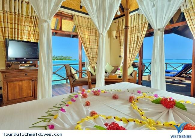 Trải nghiệm dịch vụ cao cấp ở Olhuveli Beach & Spa Resort tại Maldives - Ảnh 6