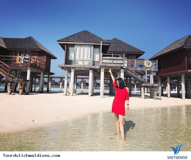 Kinh nghiệm du lịch Maldives tự túc chỉ với 27 triệu đồng - Ảnh 8