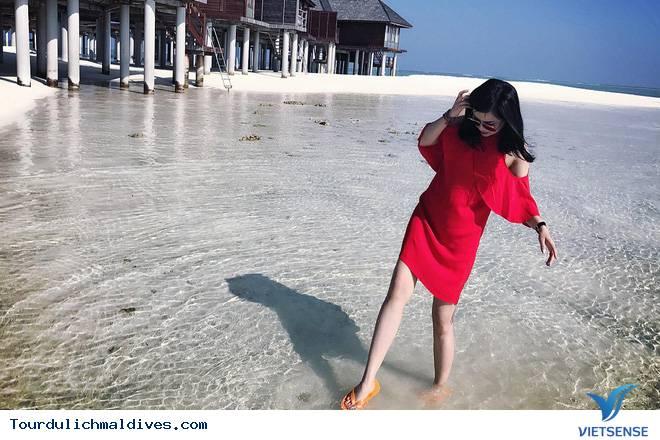 Kinh nghiệm du lịch Maldives tự túc chỉ với 27 triệu đồng - Ảnh 14