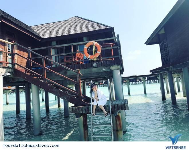 Kinh nghiệm du lịch Maldives tự túc chỉ với 27 triệu đồng - Ảnh 3