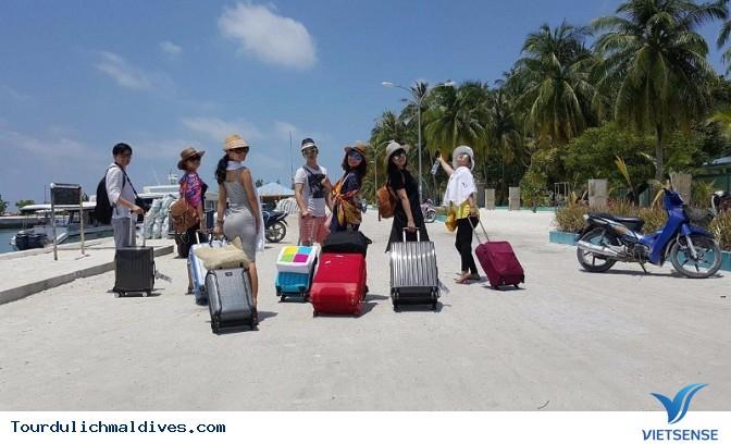 du lịch bụi Maldives chưa đến 20 triệu - Ảnh 1