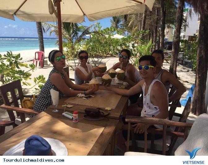 du lịch bụi Maldives chưa đến 20 triệu - Ảnh 5