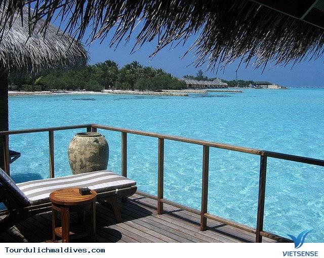 Du lịch Maldives khám phá những resort sang trọng bậc nhất - Ảnh 8