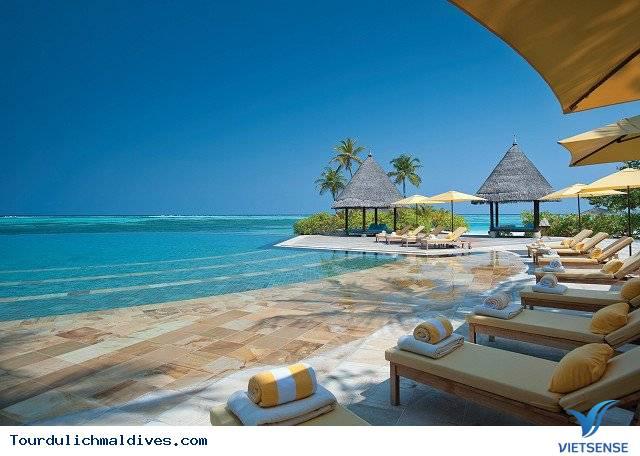 Du lịch Maldives khám phá những resort sang trọng bậc nhất - Ảnh 6