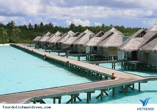 Du lịch Maldives khám phá những resort sang trọng bậc nhất - Ảnh 1