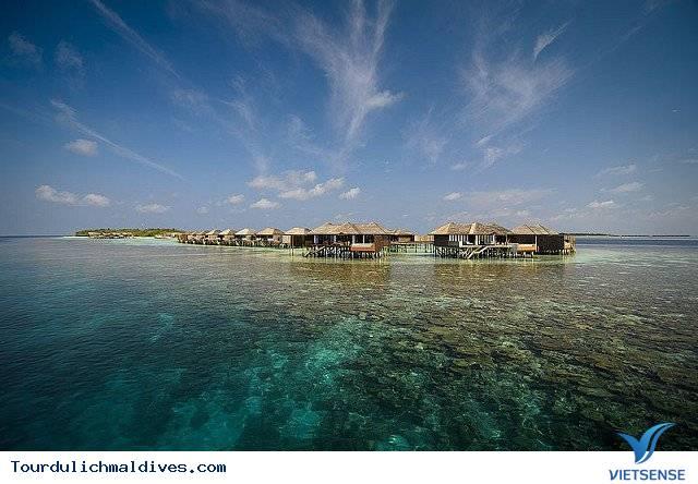 Du lịch Maldives khám phá những resort sang trọng bậc nhất - Ảnh 2
