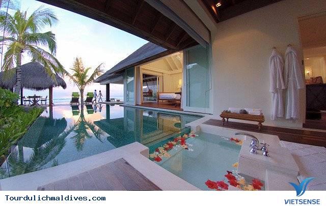 Du lịch Maldives khám phá những resort sang trọng bậc nhất - Ảnh 3