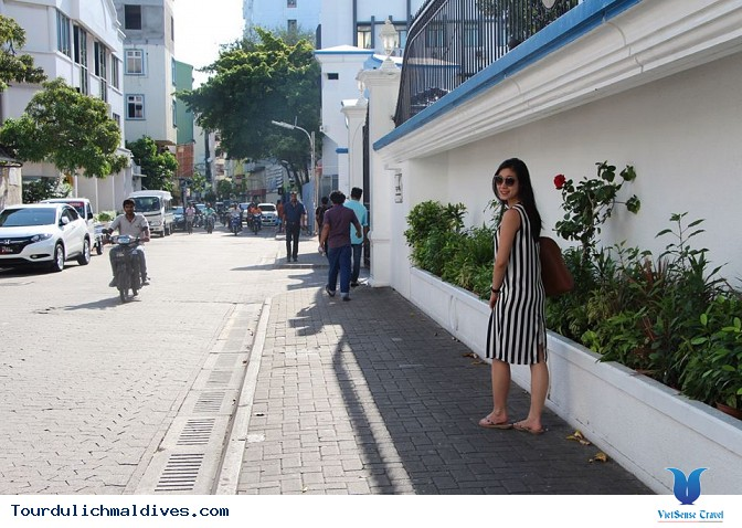 Hình ảnh chân thực về chuyến du lịch Maldives 27/2 - Ảnh 9