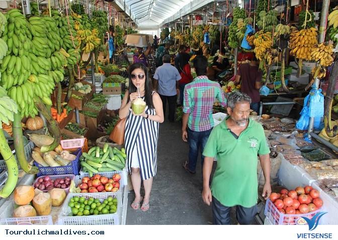 Hình ảnh chân thực về chuyến du lịch Maldives 27/2 - Ảnh 8