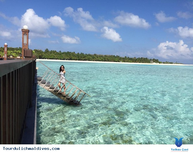 Hình ảnh chân thực về chuyến du lịch Maldives 27/2 - Ảnh 16