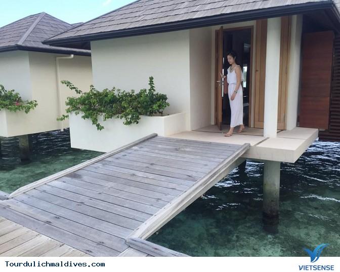 Hình ảnh chân thực về chuyến du lịch Maldives 27/2 - Ảnh 28