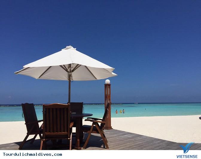 Hình ảnh chân thực về chuyến du lịch Maldives 27/2 - Ảnh 22