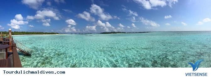 Hình ảnh chân thực về chuyến du lịch Maldives 27/2 - Ảnh 18