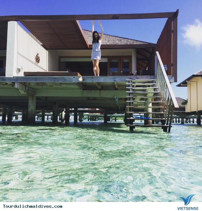 Hình ảnh chân thực về chuyến du lịch Maldives 27/2 - Ảnh 24
