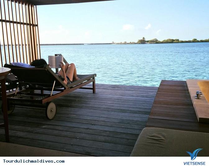 Hình ảnh chân thực về chuyến du lịch Maldives 27/2 - Ảnh 17