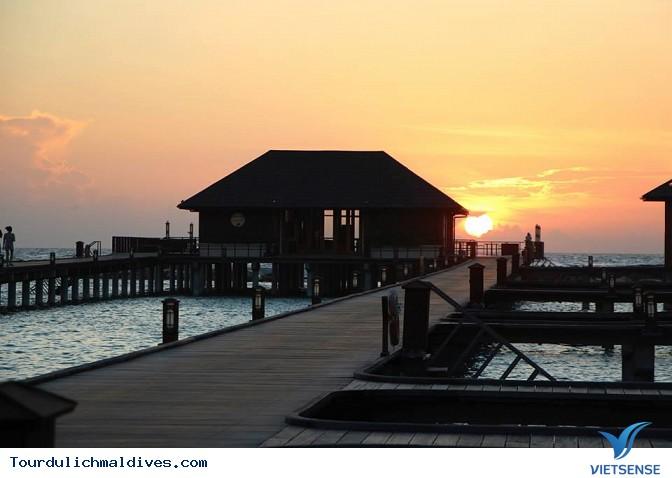 Hình ảnh chân thực về chuyến du lịch Maldives 27/2 - Ảnh 7