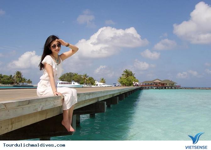 Hình ảnh chân thực về chuyến du lịch Maldives 27/2 - Ảnh 3