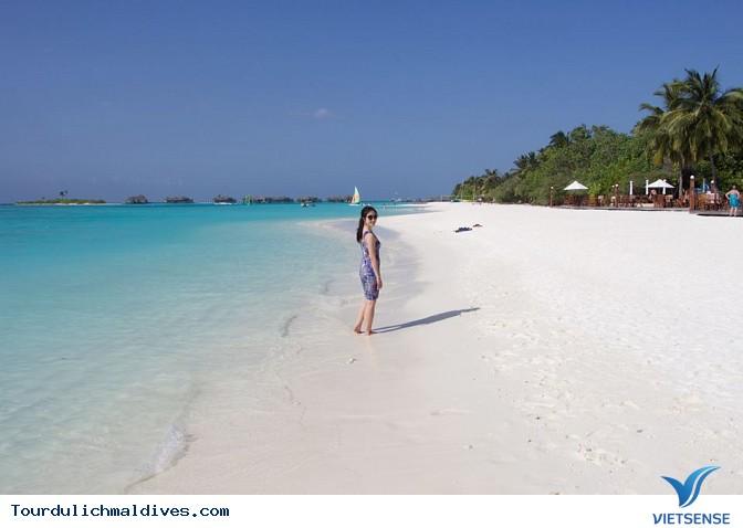Hình ảnh chân thực về chuyến du lịch Maldives 27/2 - Ảnh 1