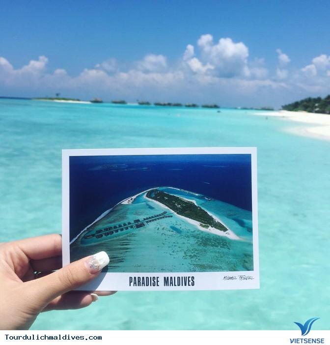 Hình ảnh chân thực về chuyến du lịch Maldives 27/2 - Ảnh 19