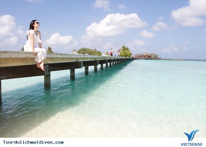 Hình ảnh chân thực về chuyến du lịch Maldives 27/2 - Ảnh 2