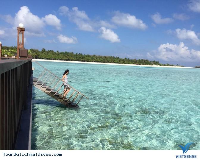 Hình ảnh chân thực về chuyến du lịch Maldives 27/2 - Ảnh 15